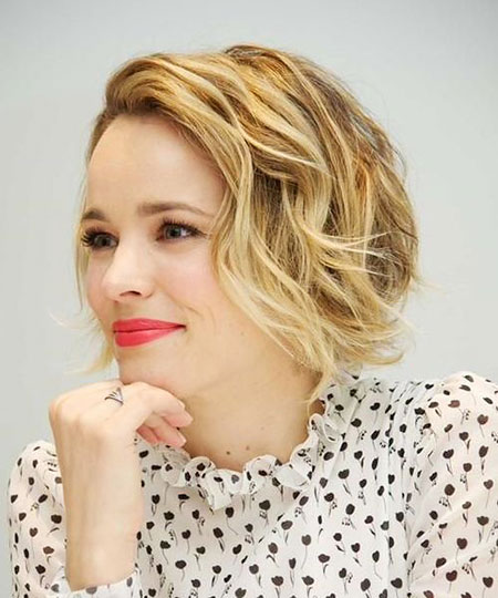 Rachel Mcadams, Hair Short Hairtyles Bob