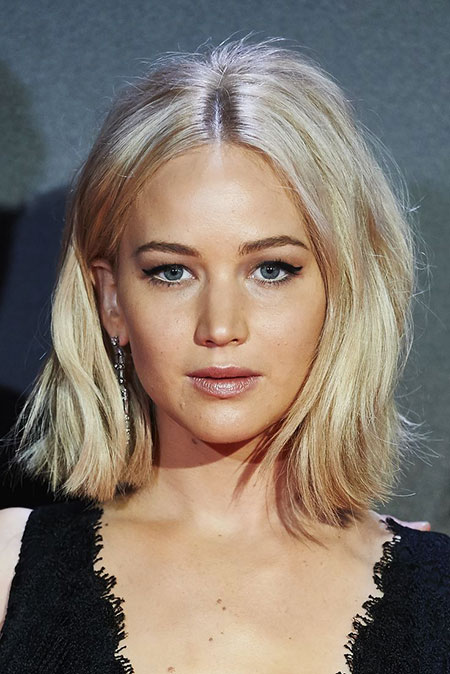 Jennifer Lawrence, Hair Blonde Lawrence Light