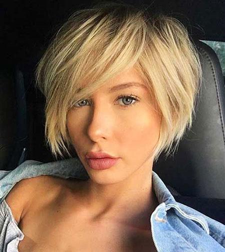 Hair Short Fine Hairtyles