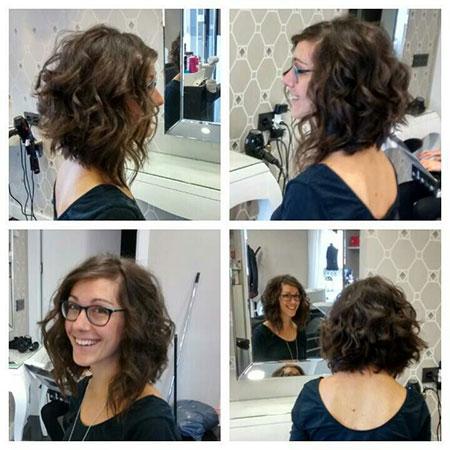 Long Curly Bob Hairtyle, Bob Curly Hair Long