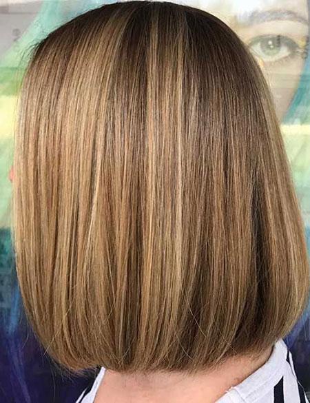 Blonde Hair Light Brown