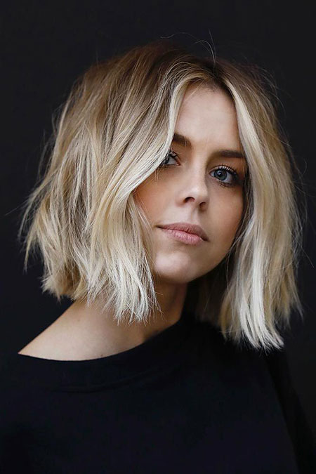 23 Medium Length Bob Hairstyles | Bob Hairstyles 2018 - Short Hairstyles for Women