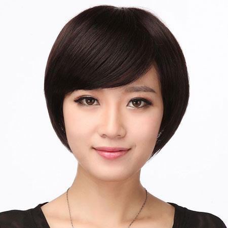 Short Hair Bob Chinese