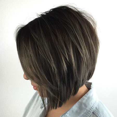 Bob Angled Layered Inverted