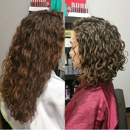 Curly Bob Long Curls