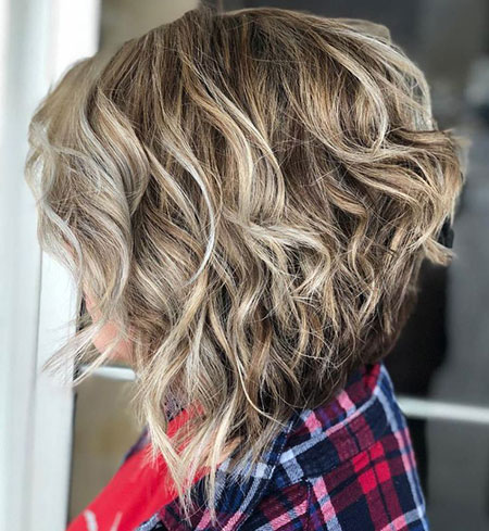 25 Stacked Bob Haircuts Bob Hairstyles 2018 Short