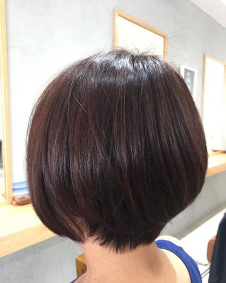Bob Short Layered Hair