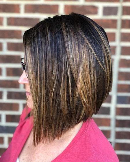 30 Shoulder Length Bob Haircuts | Bob Hairstyles 2018 - Short Hairstyles for Women