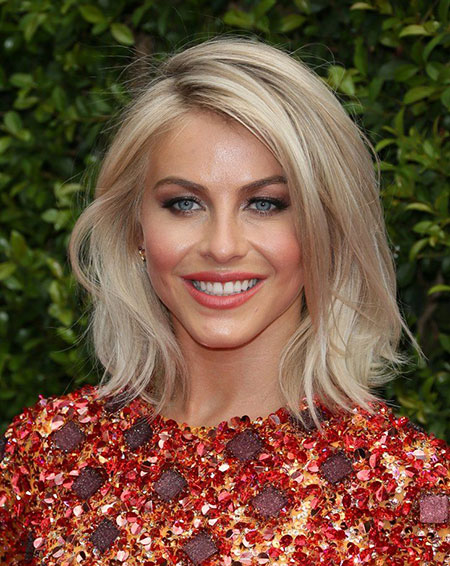 Julianne Hough Bob Hair, Hair Julianne Blonde Hairtyles