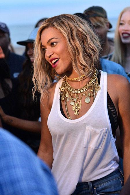Beyonce Inverted Long Bob, Bob Hair Bobs Asymmetrical