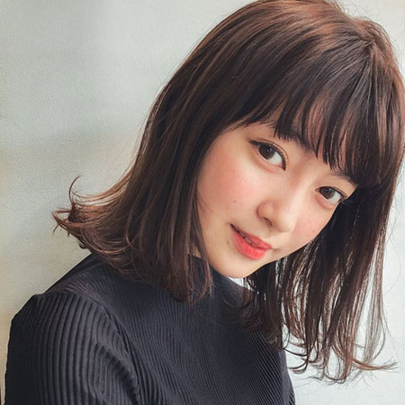 Hair Girl Ulzzang 乃木坂