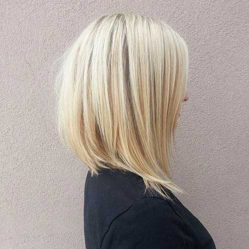 Long Inverted Bob Cuts