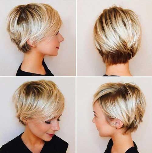 Pixie Bob Haircuts