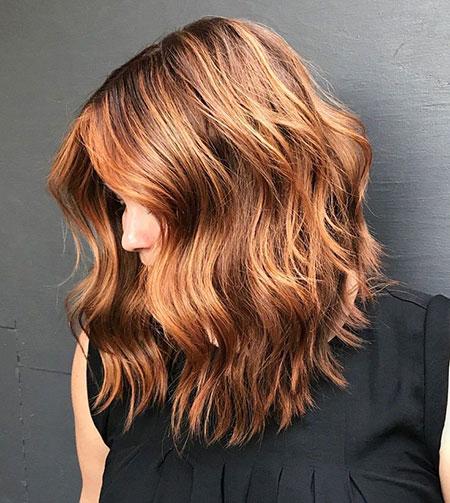 Hair Balayage Hairtyles Short