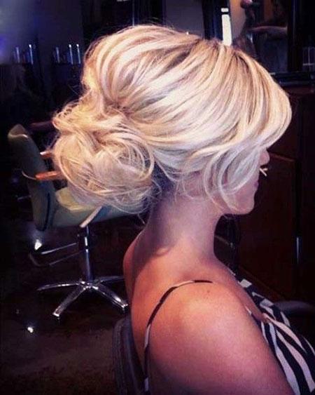 Updo Hair Blonde Hairtyles