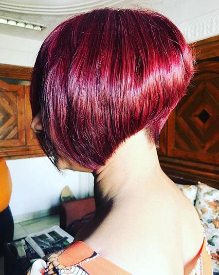 Hair Bob Short Color