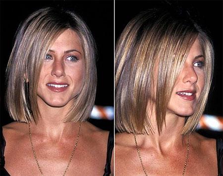 Jennifer Straight Medium Lob