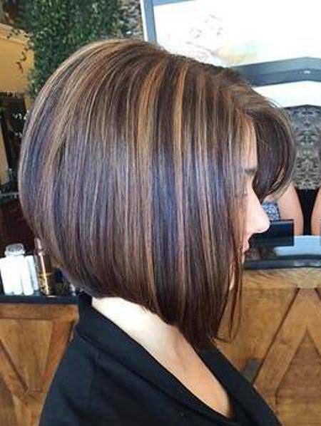 Bob Highlights Hair Line