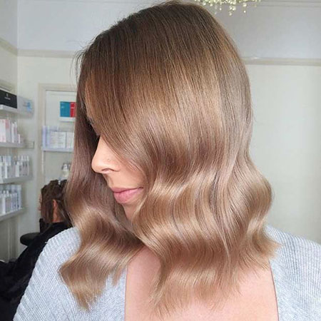 Blonde Hair Hairtyles Balayage