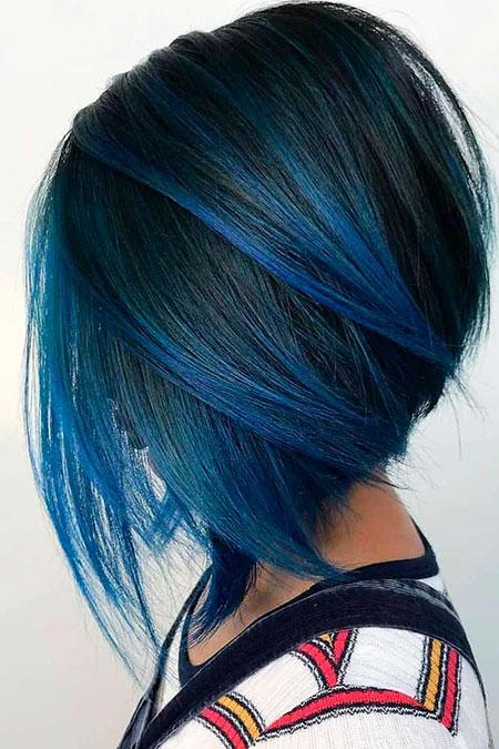 Hair Color Short All