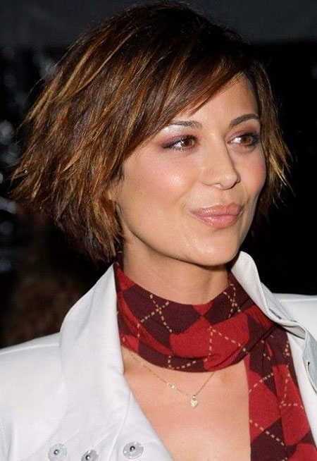 Layered Style, Edgy Funky Hair Haircuts