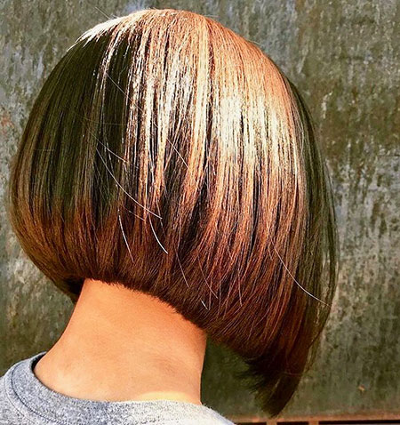 Casual Bob Length Hairtyle, Bob Bobs Short Length