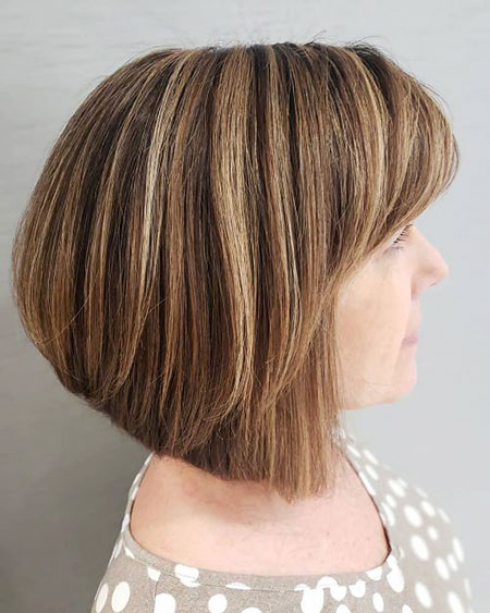 20 Layered Bob Haircuts With Bangs Bob Hairstyles 2018 Short