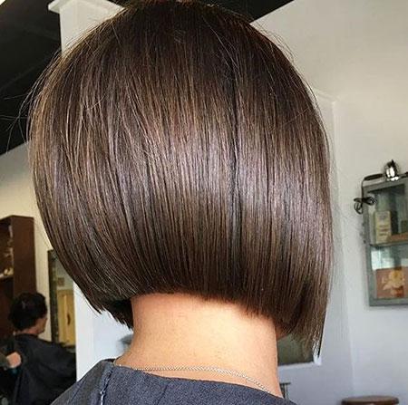 Bob Brunette Layered Hairtyles