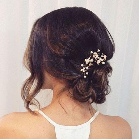 Hair Wedding Bridal Updo