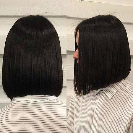 Hair Bob Brunette Extensions