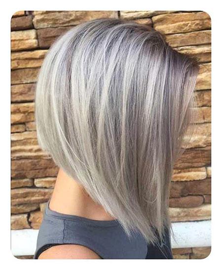 Bob Women Inverted Hairtyle