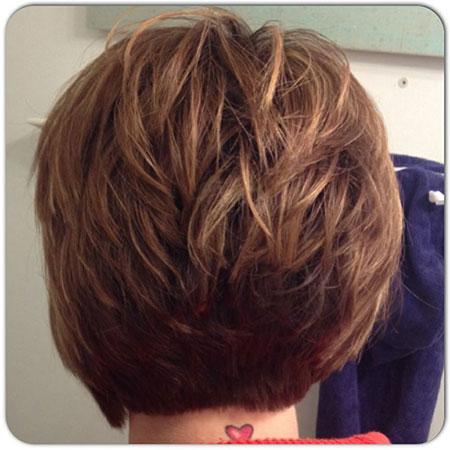 Layered Bob Brown Haircuts