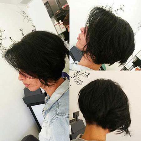 Hair Bob Short Pixie