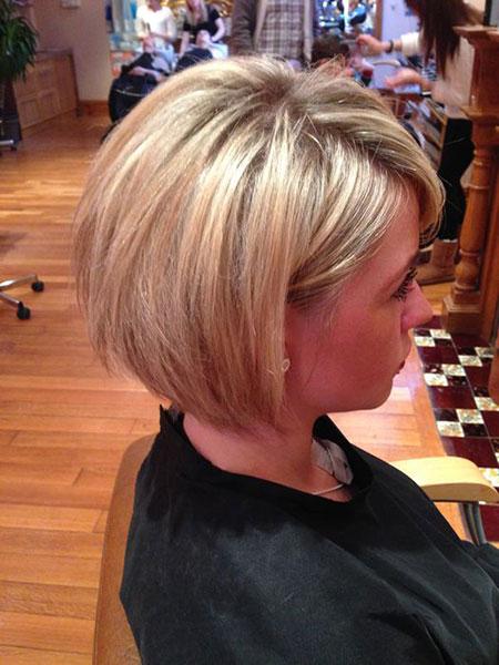Modern Hair Cut, Bob Short Graduated Hairtyles