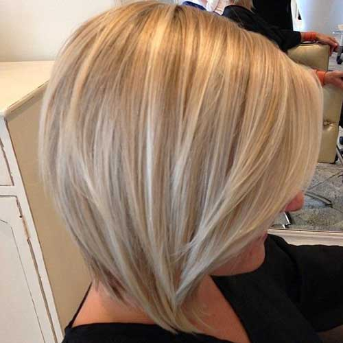Straight Bob Hairstyles for Girls