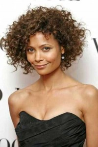 Thick Curly Bob Haircuts for Black Girls 2015
