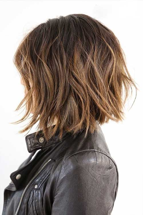 15 Choppy Bob Cuts Bob Hairstyles 2018 Short Hairstyles For Women