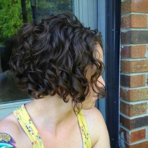 Short Curly Bobs 2014 - 2015-10