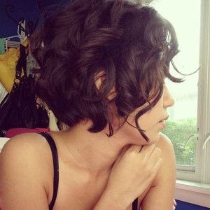 Short Curly Bobs 2014 - 2015-3