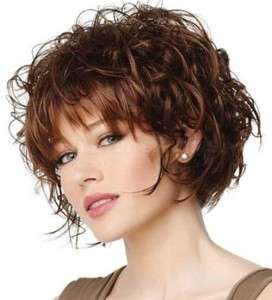 Short Curly Bobs 2014 - 2015-4