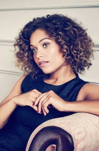 Short Curly Bobs 2014 - 2015-9