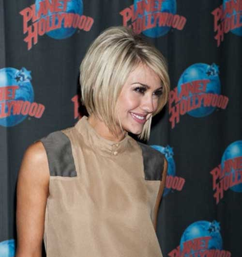 Chelsea Kane Hair Back View