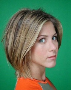 Jennifer Aniston Bob Haircut 2015