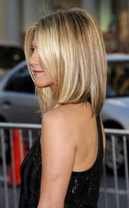 Long Bob Jennifer Aniston Hairstyle