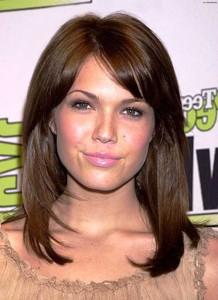 Mandy Moore Hair Color