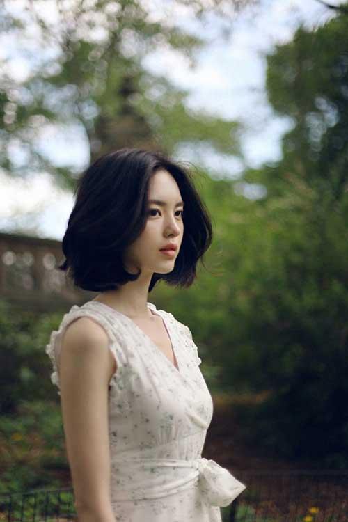 Asian Fine Bob Hair