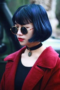 Asian Short Different Bob Hairstyles