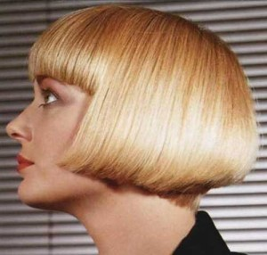 Blonde French Bob Hairstyles