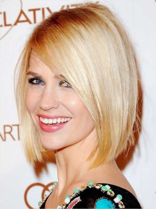Blunt Bob Haircuts for Long Faces Hairstyles
