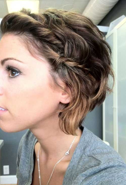 Cute Bob Braids Hairstyles